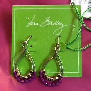 Beautiful Vera Bradley Earrings